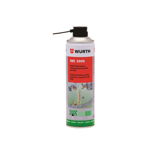 [24 WU 00893 106 3] GRASA LIQUIDA HHS 5000 PTFE SPRAY 500ML