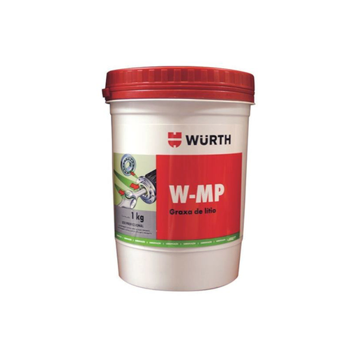 [24 WU 8934031] GRASA DE LITIO BLANCA W-MP 1 KG.