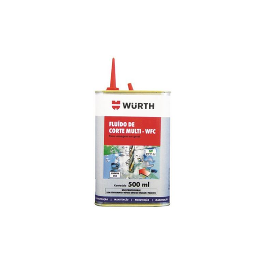 [24 WU 893261500] ACEITE DE CORTE INOXIDABLE MULTI WFC -  500 ML.