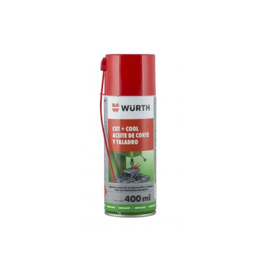 [24 WU 0893050004] ACEITE DE CORTE Y TALADRO SPRAY 400 ML.