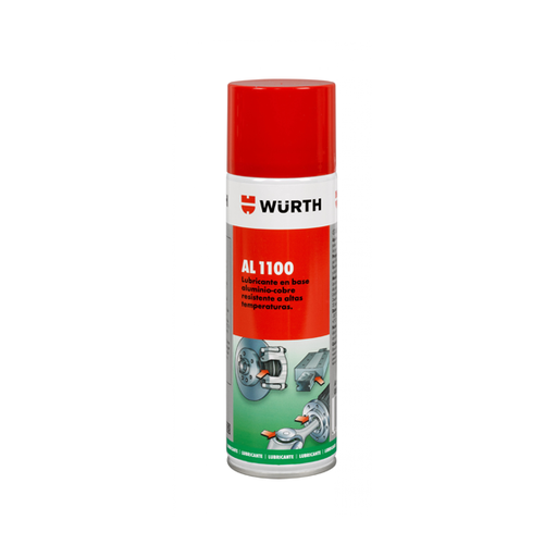 [52 WU 0893 110 0] ANTIGRIPANTE A BASE DE ALUMINIO AL 1100 SPRAY 300 ML